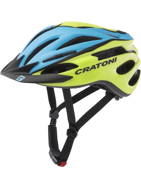Cratoni Pacer Cykelhjelm blå